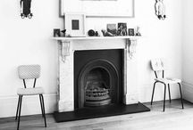 Home: Living / Inspiration board for all living spaces