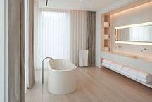 Bathroom & Sanitary ware & Sauna & Swimming pool / by Alexandr Luzgin