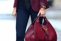 WORK STYLE, CLASSIC, CHIC...