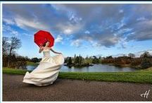 Destination Weddings / Destination wedding photographed by H photography!  Wedding photos from Scotland, England, France, Italy, Spain and Romania