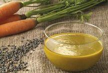 Soupes de saison / De délicieuses recettes de potages pour réchauffer vos pauses déjeuner !