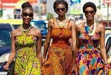 A.F.R.I.C.A.N  F.A.S.H.I.O.N / La mode à l'africaine,  Enjoy !