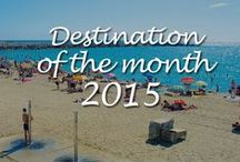 Destination of the month / Compareandfly offers a monthly deals on popular destinations, which will offering a cheap and budget flight tickets and romantic destination guide and hotels with things to do.