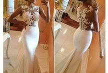 Wedding dresses  / Inspiration de modèles de robes de mariée.