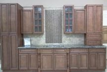 Cabinet Creations Fort Myers and Tampa, FL / Come select from our cabinet line in Fort Myers and Tampa to create your kitchen or bath space. Many different designs and colors.