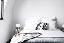 Home: Bedroom / Inspiration board for the perfect bedroom