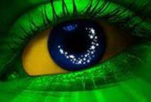 Brasil / Sol, calor, mar, montanhas, rios, cachoeiras,florestas...Brasil meu amor eterno!