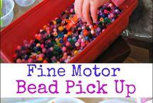 Teach Love OT / Activities, hacks, and ideas to help strengthen fine motor and gross motor skills.