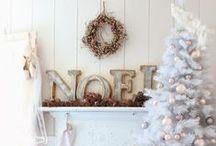Noël «HoHoHo! «RougeVert «Décor Féerique
