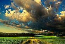 paysage «Le Monde «Voyage » Rêve