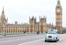 Londres   London / Une source d'inspiration pour découvrir Londres   Inspiration to discover London