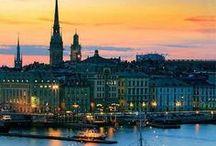 Suède   Sweden / Une source d'inspiration pour découvrir la Suède   Inspiration to discover Sweden