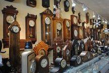 Clocks / jjc Clocks & Antiques in Las Vegas has hundreds of quality antique clocks on display. (702) 384-8463
