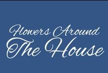 Flowers Around the House / A team of researchers explored the link between flowers and life satisfaction. The results show that flowers are a natural and healthful moderator of moods! We knew it!  Flowers not only have an immediate impact on happiness but they also have a long-term positive effect on moods! Place flowers around the house to keep you happy in every room!