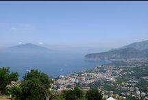 Sorrento and the Amalfi Coast / One of my favourite European destinations (so far) is the Amalfi Coast. We booked an 8 night holiday using Sorrento as our base to explore Pompeii, Capri and the Amalfi Coast.