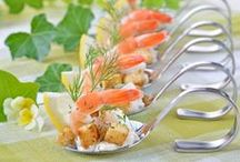 Catering Canapes & Bowl Food / Canapes