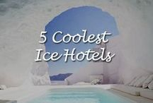 5 Coolest Ice Hotels /  The 5 Coolest Ice Hotels From Around the World