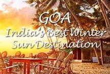 Goa – India's Best Winter Sun Destination / Goa – India's Best Winter Sun Destination - So, want to try India as a holiday destination? Do you feel to know the hustle and bustle of the cities is for you?