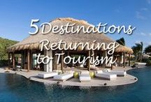 5 Destinations Returning to Tourism / 5 Destinations Returning to Tourism - here are a few destinations in no particular order that are worthy of a visit in 2016, so now returning to tourism.