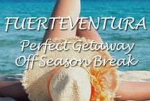 Fuerteventura is the Perfect Getaway Off Season Break /  Fuerteventura is the Perfect Getaway Off Season Break - Being an all year round destination Fuerteventura is the perfect getaway for an off season break with a number of cheap flights.