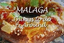 Things to do in and Around Malaga / Where to go in Malaga - Is Our Destination of the Month - You can do and see lots of things in the province of Málaga and the Costa del Sol beaches are around.