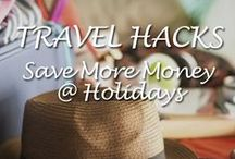 Travel Hacks / Find out more about The Travel Hacks - The best travel hacks save you more money, time, and frustration. They are the tips and tricks for your holidays