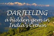 Darjeeling, a Hidden Gem in India's Crown / Darjeeling, a Hidden Gem in India's Crown - Darjeeling is the perfect base for exploring the Himalayas, sandwiched in between Nepal and Bhutan day trips.