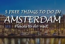 5 Free Things to do in Amsterdam / 5 Free Things to do in Amsterdam - From concerts, galleries and museums to the city's famous boat trips there is plenty of free stuff to enjoy in Amsterdam.