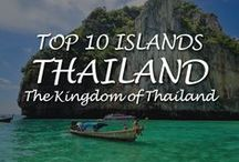 Top 10 Thai Islands / Top 10 Thai Islands - Are you an island lover? Here is the list of top 10 best Thai islands to visit and make your islands dreams more comfort.