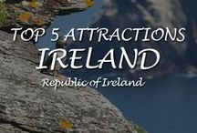 Top 5 Attractions of Ireland / Top 5 Attractions of Ireland - The following are the top 5 attractions of beautiful Ireland with abundance of natural attractions just waiting to be discovered.