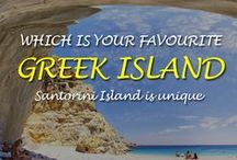 Which Greek island shall I visit? / Which Greek island shall I visit? Are you still looking to visit the greek island? Find out the spectacular scenery of Santorini Island is unique.