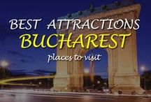 Bucharest and It's Attractions / Bucharest and It's Attractions - Bucharest, the capital of Romania is a pleasant vibrant and green city to visit the best top 5 attractions in Bucharest.