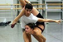 Ballet rehearsal&class