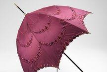 Sombrillas-Paraguas de ayer y hoy