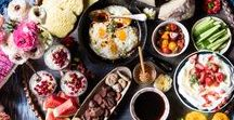 Oh Sunday  Brunch ! / I love Brunch! Brunch is the perfect time to taste delicious meals ! Find here the best ideas for an unforgettable brunch with friends and family!