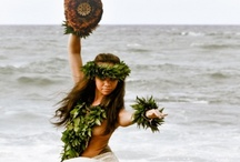 Hawaiian Hula / Here I share photos I have taken and some I've found online