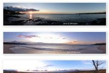 Jim's Panoramic Photos / These are experiences which moved me. They are moments in time, captured forever.