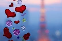 O amor está no ar!!!!!!!!!