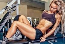 Physically Fit / Fitspo, thinspo, fit, slim, fitness