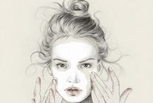 Fashion ~ Illustrations / by Emma Ricupero