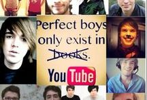 YOUTUBE FRIENDS:) / Markiplier, Danisnotonfire, Amazingphil, Pewds, Chaoticmonki(Cry), Tobuscus, Smosh, Captiansparklez, .RoomieOfficial. And so many others!.. The VIPs of Youtube:)