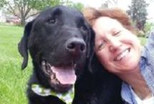 Meet CRCG staff / We have quite a variety of 2 and 4-legged staff members ~ get to know us here!