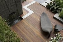 Timber decking / Timber decking ideas and innovative users for timber
