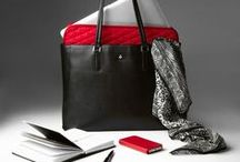 Feminine meets Function... / Women's Business Bags and Executive storage solutions