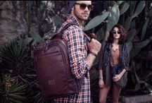 Backpacks / Cotton, Leather, Printed, Plain, Canvas, Nylon, Business, Casual, Quilted - Backpacks in all their guises