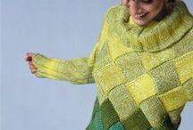 Crochet and knitting fun