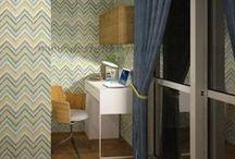 Дизайн интерьера таунхауса в стиле ретро / о дизайне интерьера