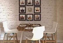 interior design in Scandinavian style / design