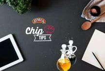 Seneca Snack Chip Tips / Ideas and inspiration on ways to incorporate your favorite #SenecaSnacks