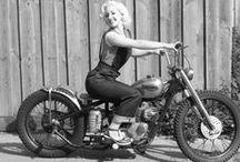 Motorbikes and Girls / Motorbikes and Girls